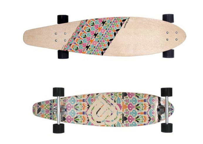 Enjoy YOUR summer & WIN a LONGBOARD