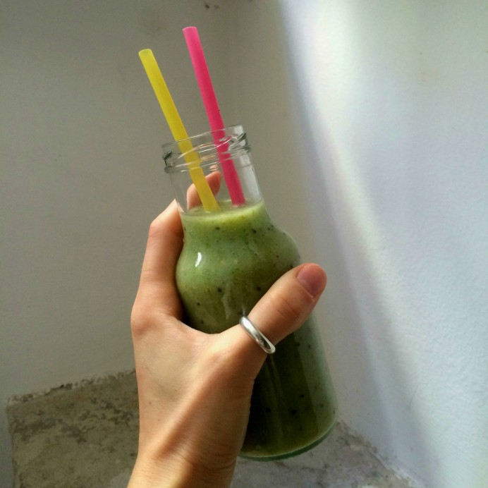Seasonal Green Smoothie